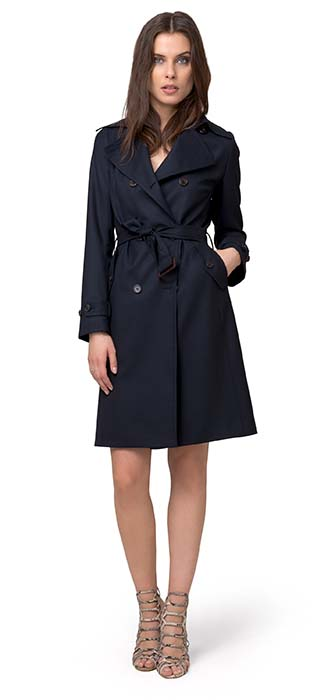 Damen-Trenchcoat