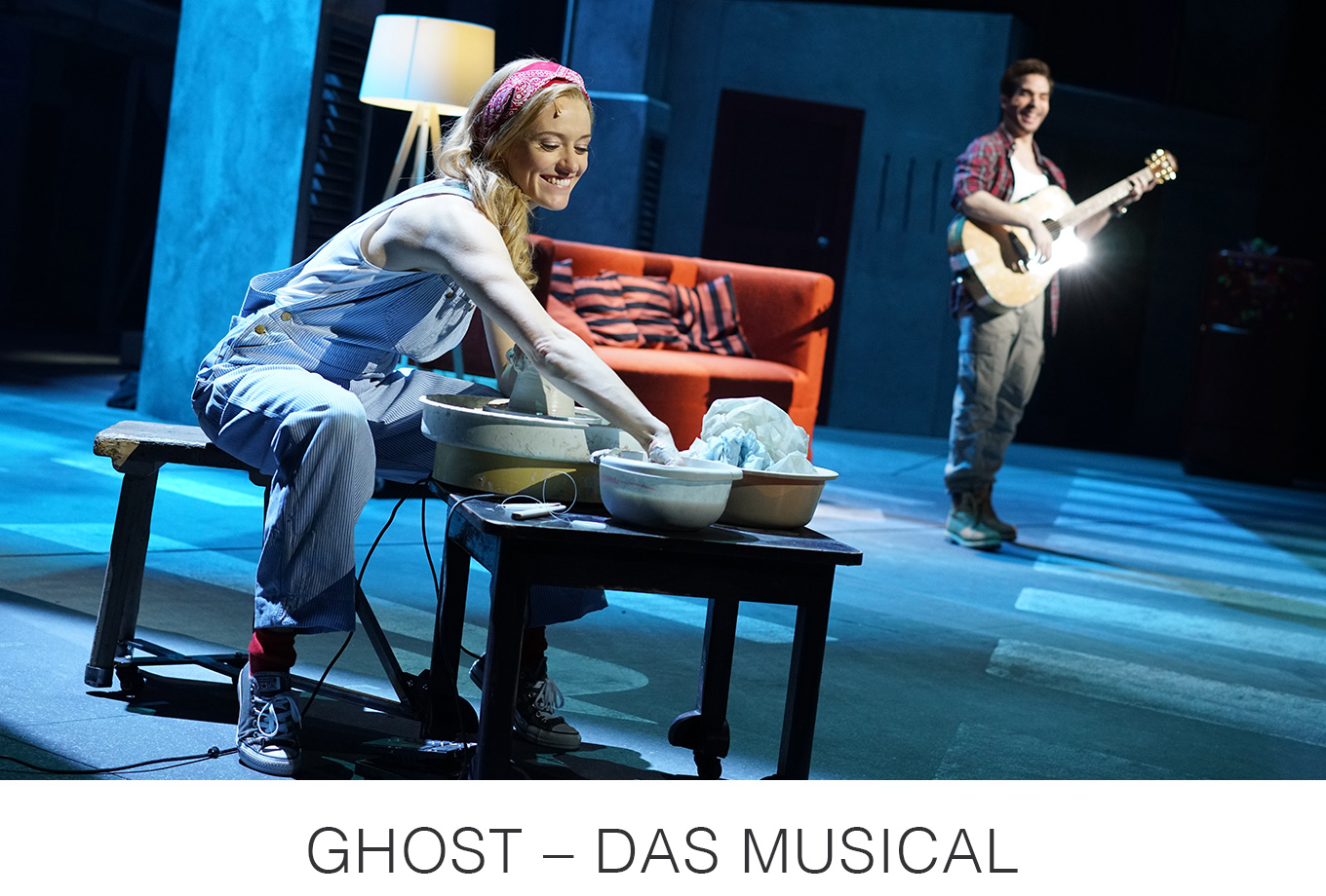 Ghost- Das Musical